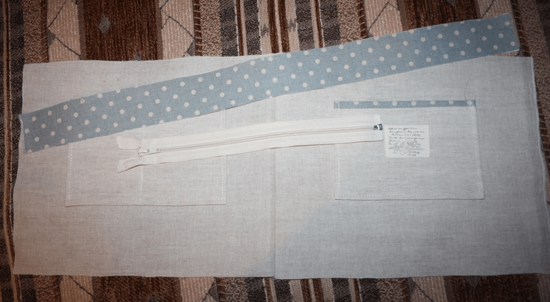 Bolsa De Tecido Com Ziper E Forro : Fechamento de bolsa com z?per interno outro modo pap