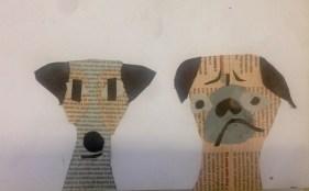 Newspaper dogs 2