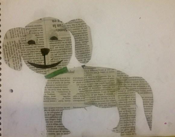 Newspaper dogs 3