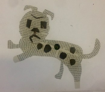 Newspaper dogs 6