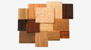 alguns dos principais tipos de material de marcenria