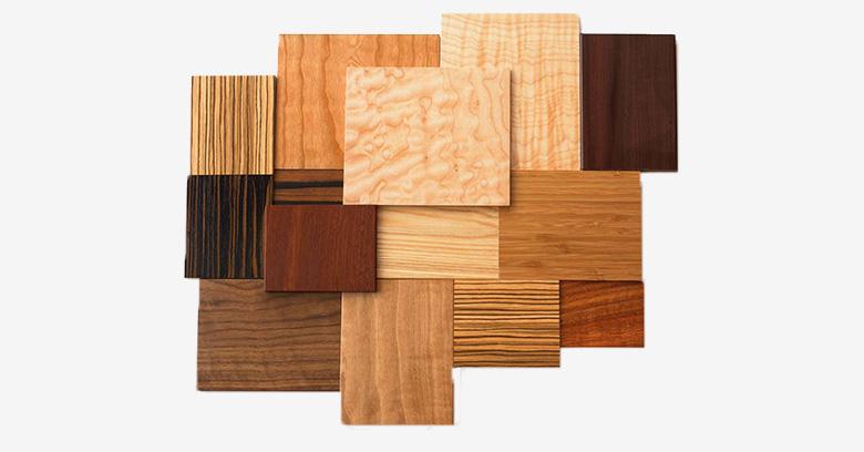 Material de marcenaria - alguns dos principais tipos