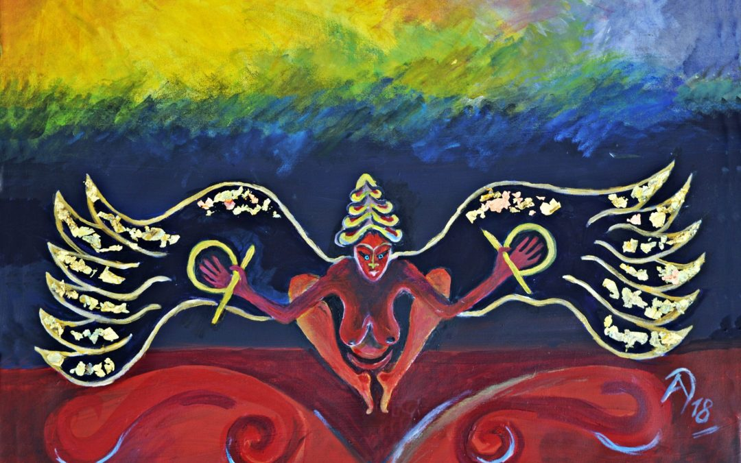 Lilith – Sumerisch-babylonische Königin des Himmels, erste Frau in der jüdischen Mythologie