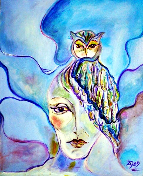 Athena - Griechische Göttin der Weisheit und der Wissenschaften