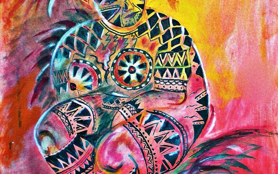 Coatlicue – Aztekische, vorkolumbische Schöpfungsgöttin, Erdmutter, Mutter von Leben und Tod