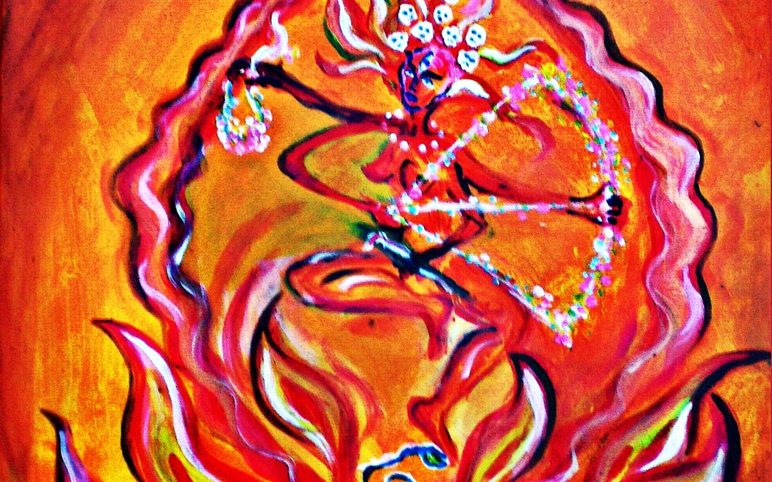 Kurukulla – Buddhistisch-tibetische Göttin der Kraft, der Weisheit, der Nicht-Dualität sowie der Magie und Zauberei