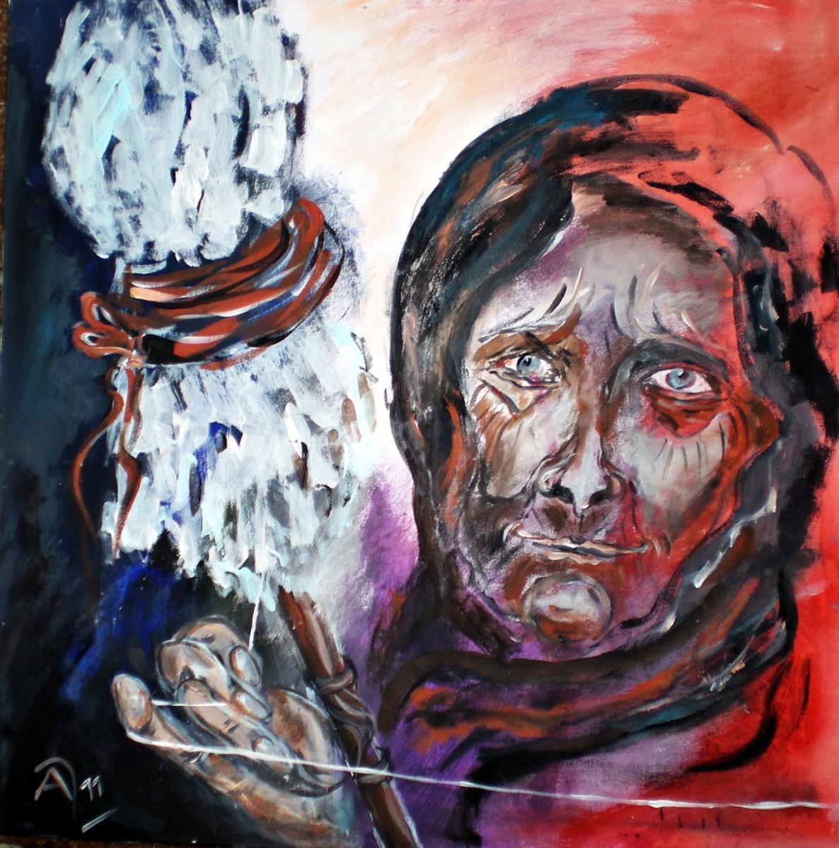Mokosch - Slawische Göttin, die Leben gibt und nimmt