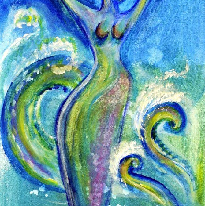 Nathor – Ägyptische Göttin der fruchtbaren Nilschwemme