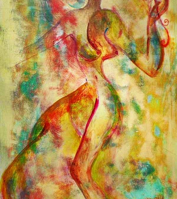 Oshun – Yoruba-Göttin Schönheit, des Reichtums und des Glücks