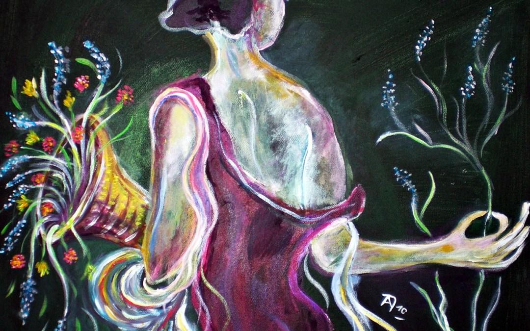 Rosmerta – Keltische Göttin der Fruchtbarkeit, des Reichtums, des Wohlstands und der Fülle