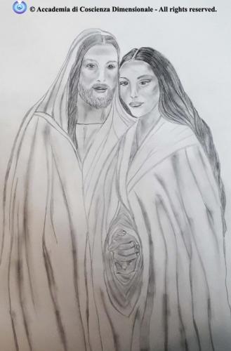 Gesù e Maria Maddalena