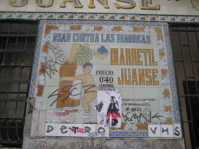Farmacia calle de San Andrés