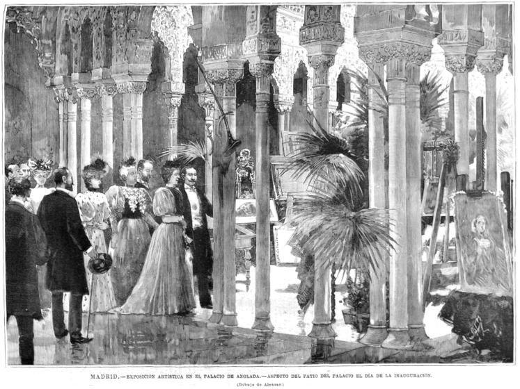 La Ilustración 1895