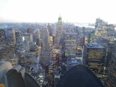 Manhattan desde el Top of the Rock