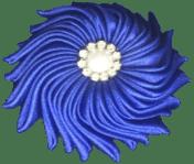 amostra de laço para tiara