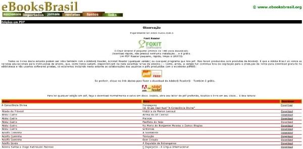 site ebooks brasil