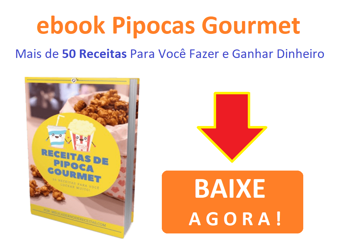 Ebook pipoca gourmet pdf