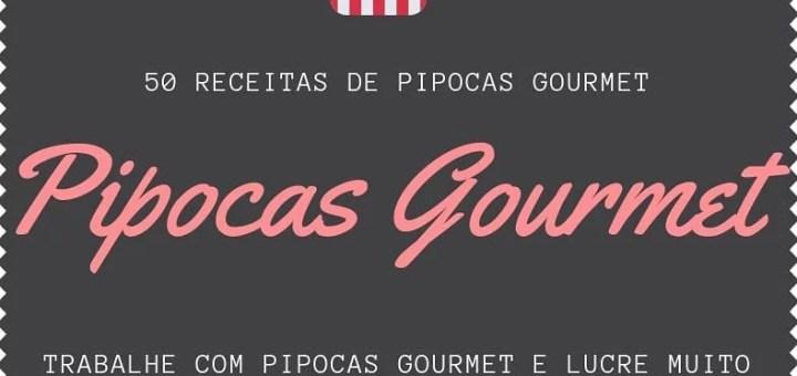 Pipoca Gourmet Receita pdf