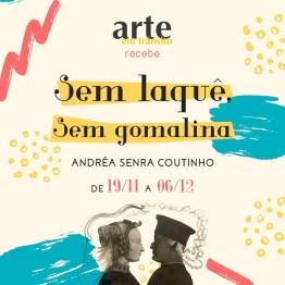 Sem laquê, sem gomalina - Andréa Senra