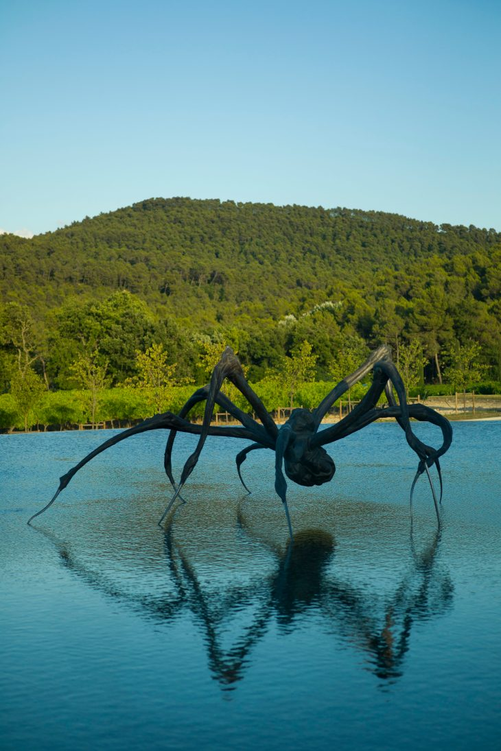2. Louise Bourgeois, Crouching Spider 2003 (c) The Easton Foundation. ADAGP Paris 2015 photograph (c) Andrew Pattman.jpg