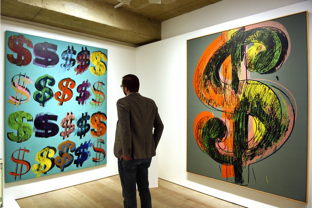 Sothebys Preview The Art Of Making Money Collection Worth ?50million