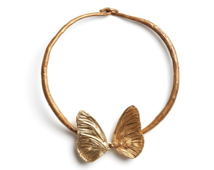 Claude Lalanne - Butterfly necklace.jpg