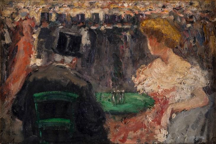 Kees Van Dongen-Moulin rouge ou Le Promenoir_Coll Plaussu_courtesy Galerie de la Pr ®sidence_HD