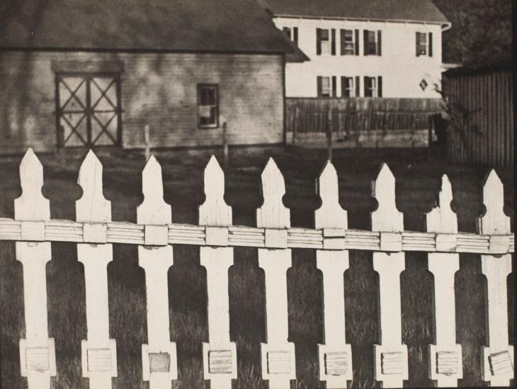 White Fence (c) Paul Strand Archive - Aperture Foundation.jpg