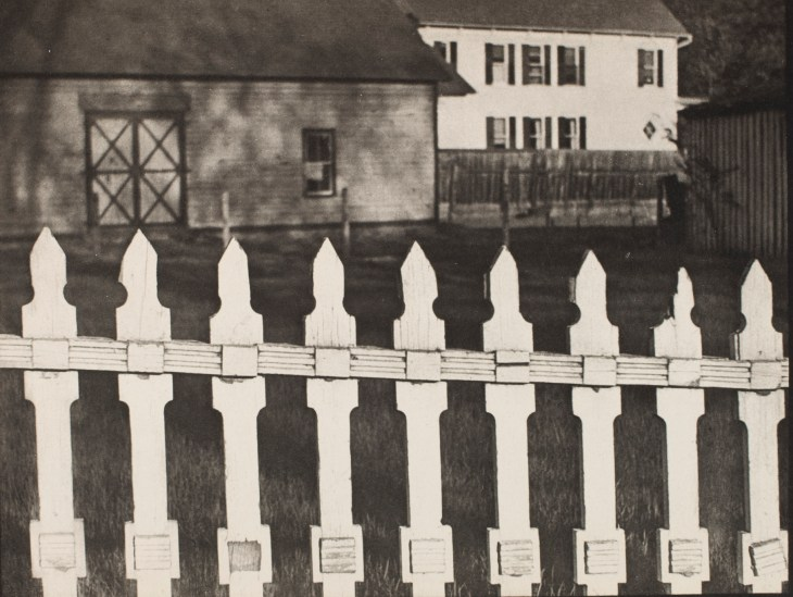 White Fence (c) Paul Strand Archive - Aperture Foundation.jpg