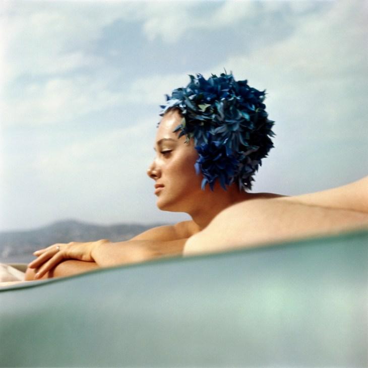 Sylvana Empain, Juan-les-Pins, août 1961 Photographie J.H. Lartigue © Ministère de la Culture France_AAJHL.jpg