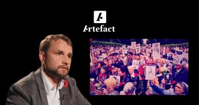 В'ятрович — звільнений. Голова інституту національної пам'яті пішов з посади