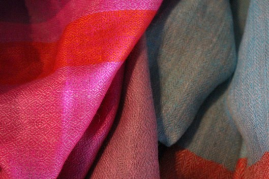 stunning pashmina scarves  - soft + sumptuous - treat yourself or a friend