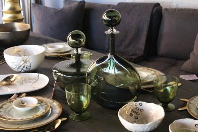 tourmaline decanters joe cariati - nothing compares