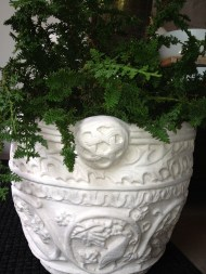 New Botanical in Artefact White