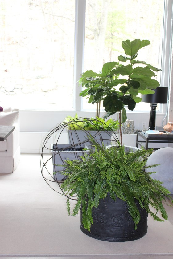 planters-wireball-green plants@artefacthome