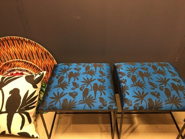blue bird stools