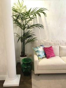 Detalle sofá reforma de Artefactum Interiorismo en Sevilla