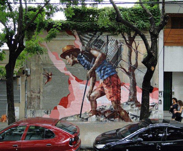 El arte callejero de Fintan Magee 13
