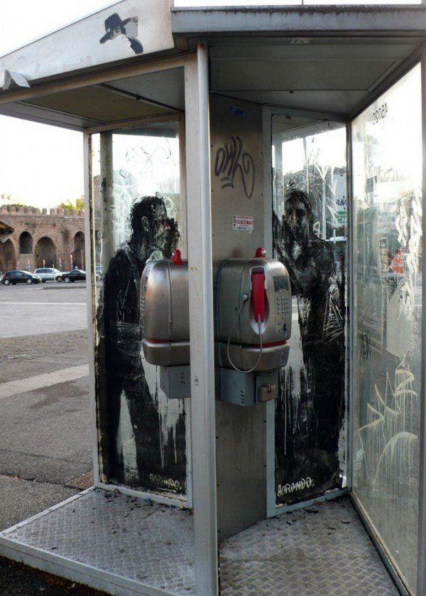 arte callejero de Gonzalo Borondo 12