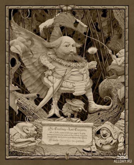 ilustraciones Edward Binkley 8