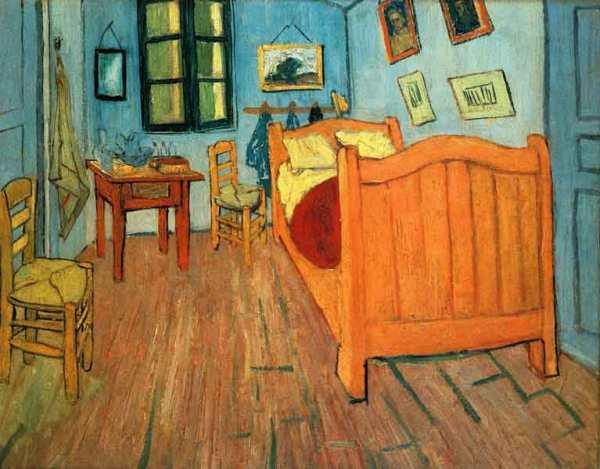 dormitorio en arles
