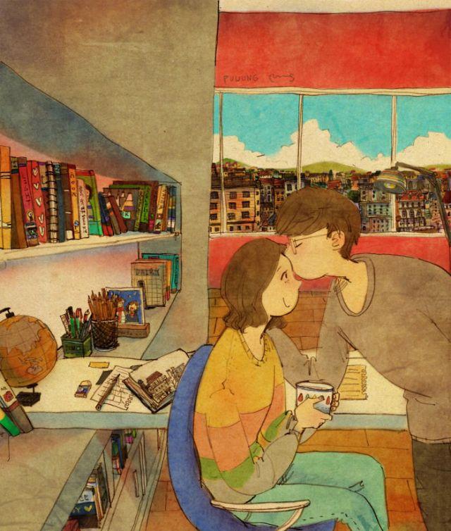 Ilustraciones de Puuung 6