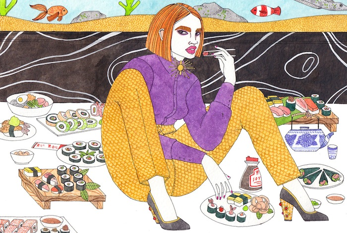 Ilustraciones pop Laura Callaghan 8