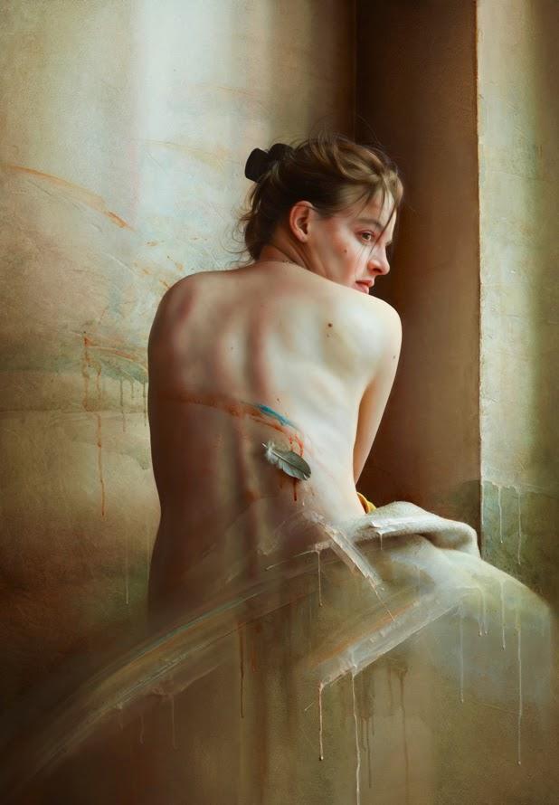 surrealismo hiperrealismo Istvan Sandorfi  2