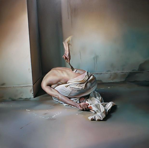 surrealismo hiperrealismo Istvan Sandorfi  9