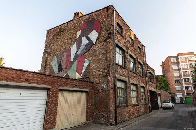 Arte callejero ciudades europa murales 4