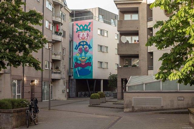 Arte callejero ciudades europa murales 6