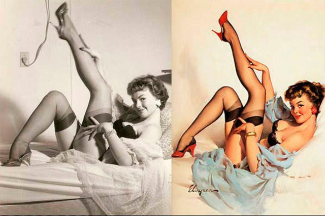 photoshop antiguo pin up 11