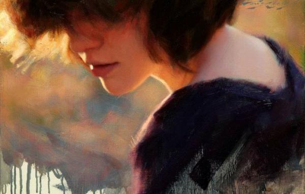 Bellas pinturas realistas de Casey Baugh 4