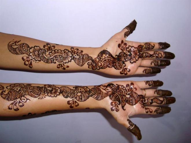 tatuajes henna india tradicional bodas mujeres 5